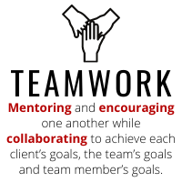 CWG Values Teamwork