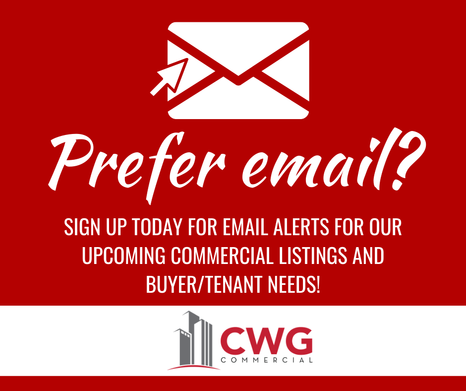 Opt-In to CWG Commercial Emails