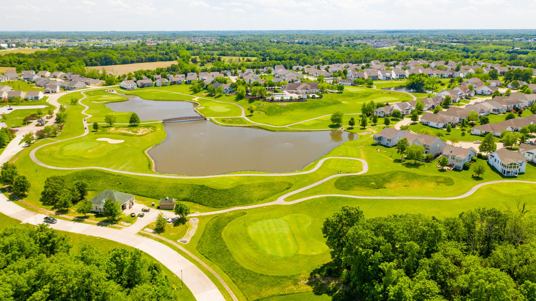 Golf Course Heritage of Hawk Ridge