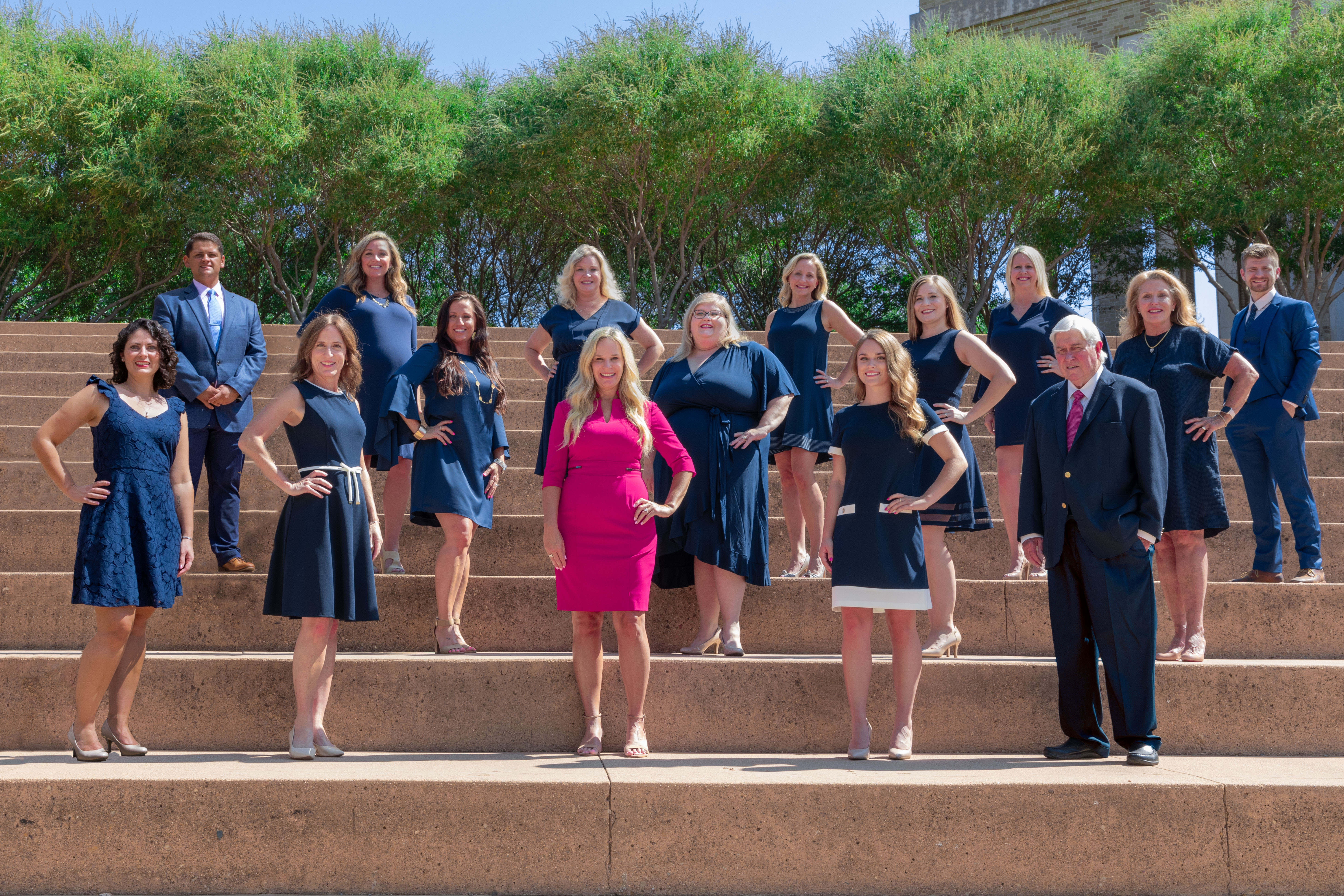 A photo of the Tonya Harbin Real Estate Team