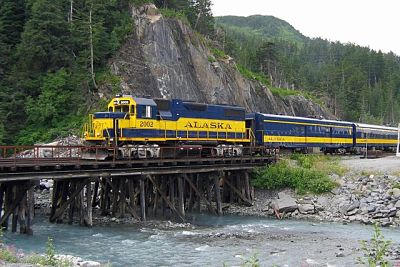 What to Know About the Alaskan Railroad