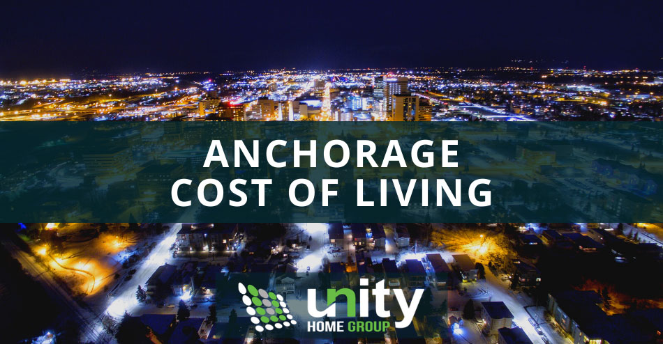 Anchorage Cost of Living Guide