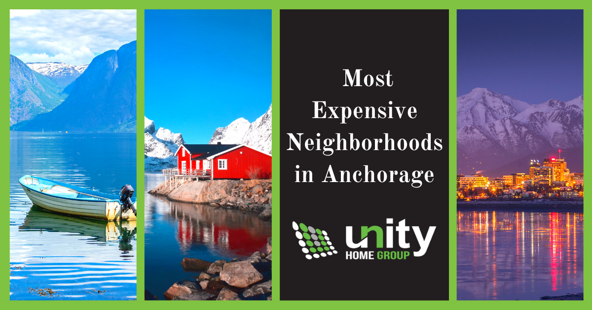 Anchorage Most Expensive Neighborhoods
