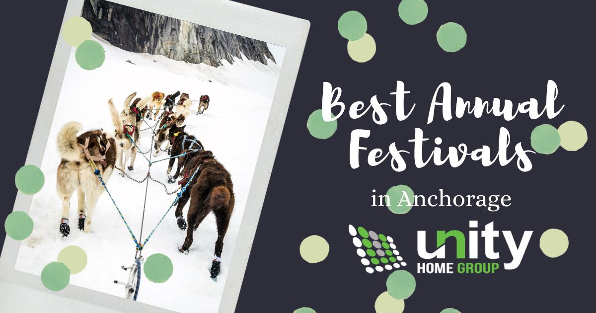 Annual Festivals in Anchorage, AK