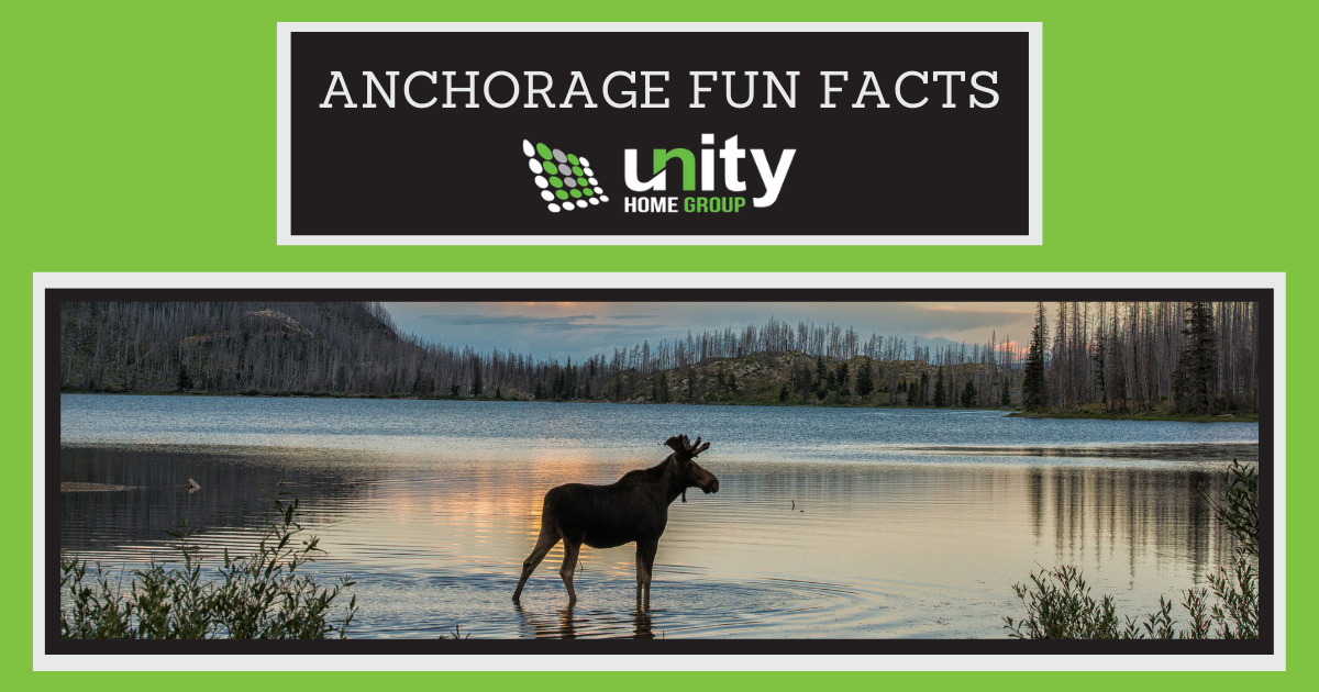 Anchorage Fun Facts