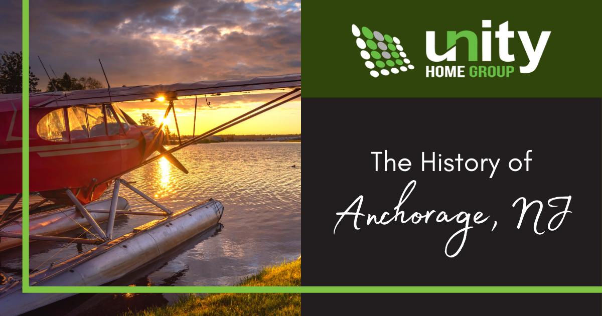 Anchorage, AK History