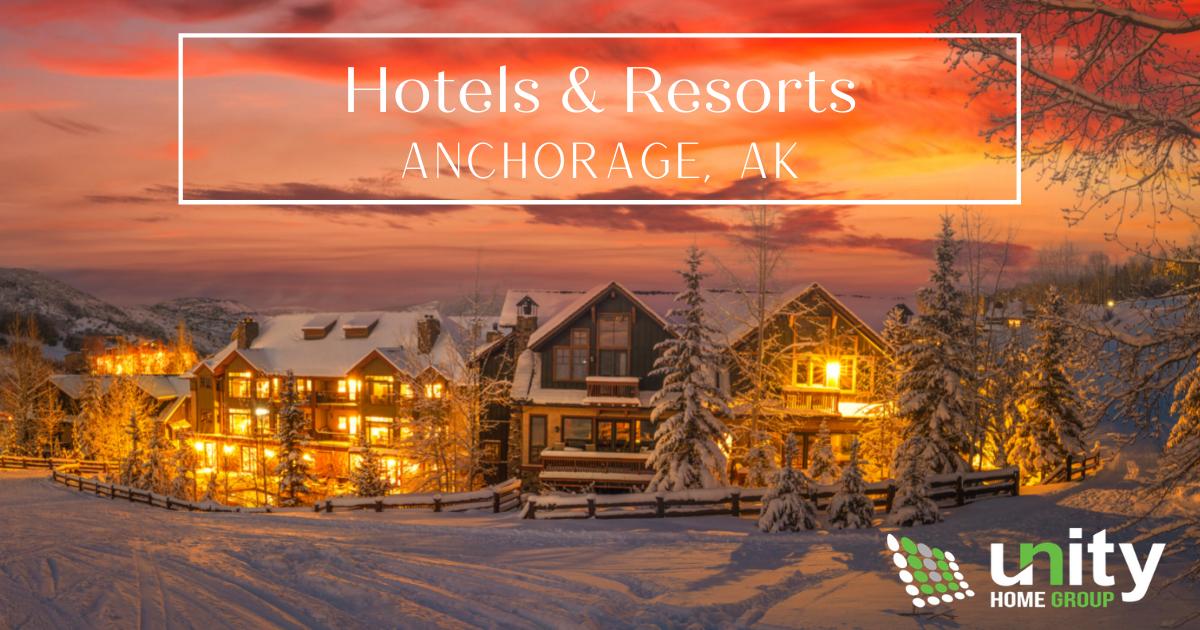 Anchorage, AK Lodging Guide