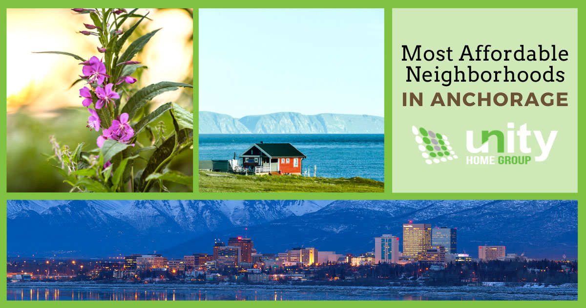 Anchorage Most Affordable Neighborhoods