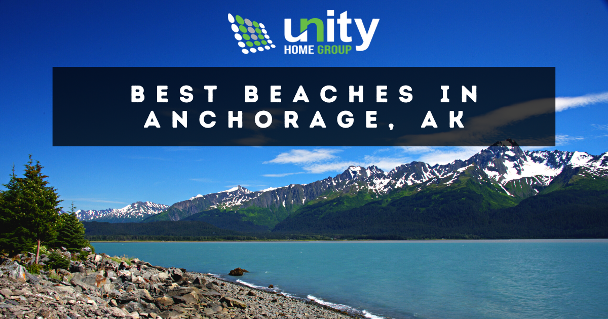Best Beaches Near Anchorage