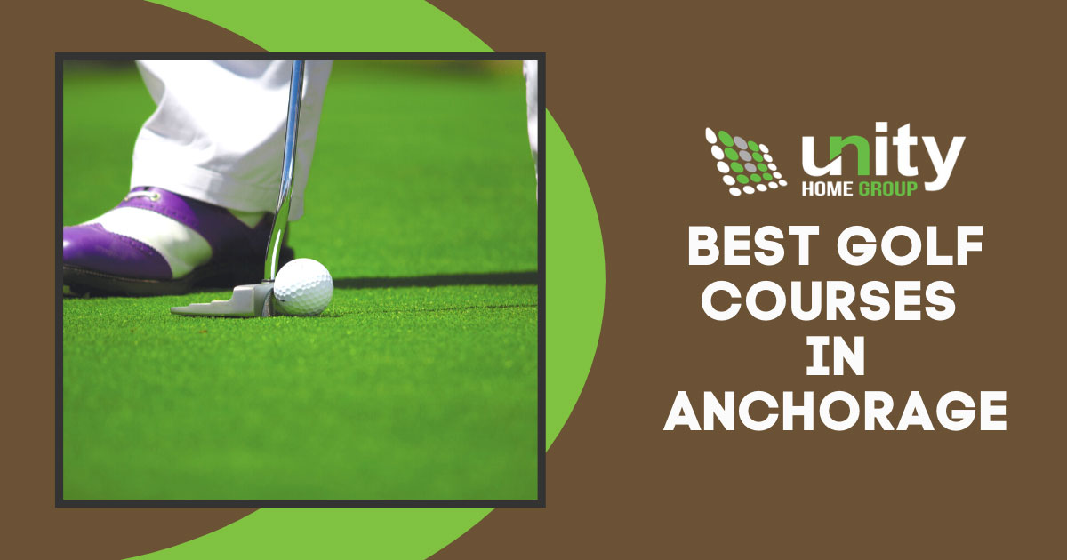 Best Golf Courses in Anchorage