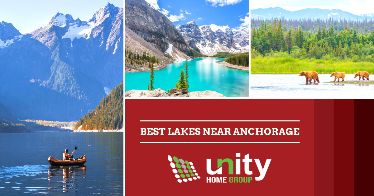 Best Lakes in Anchorage