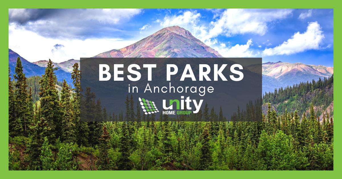 Best Parks in Anchorage