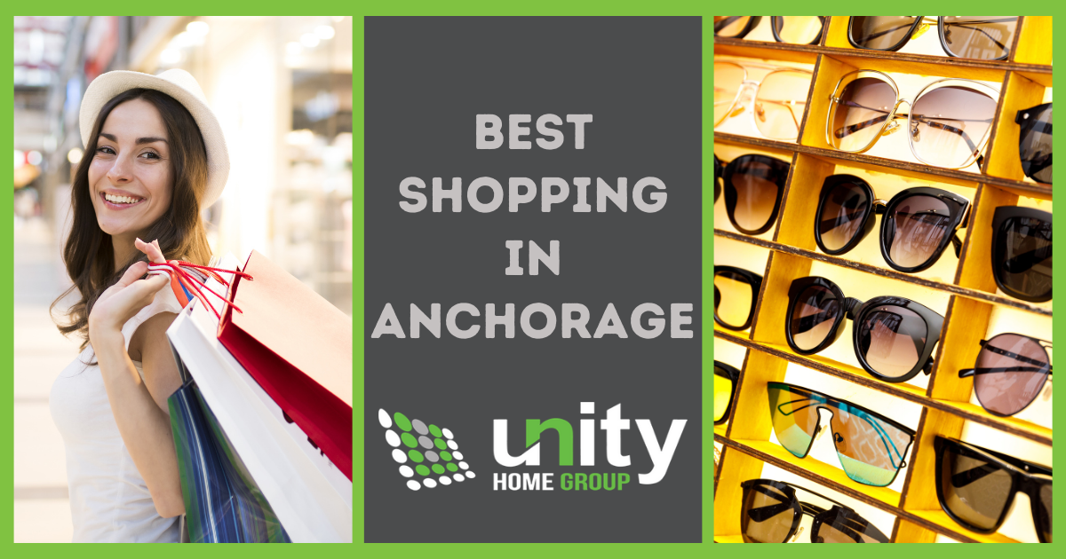 Best Shopping in Anchorage