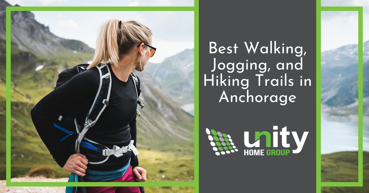 Best Walking and Jogging Trails in Anchorage