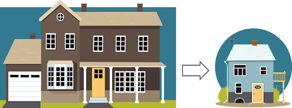 What to Know About the Downsizing Process