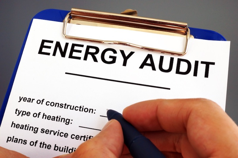 Conducting a Home Energy Audit
