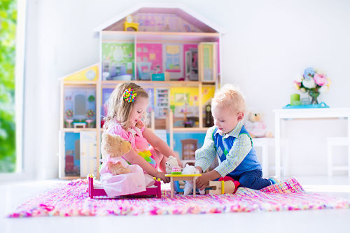 How to Make a Playroom Child- and Adult-Friendly