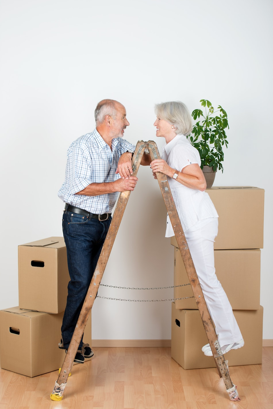 Helping Parents Downsize