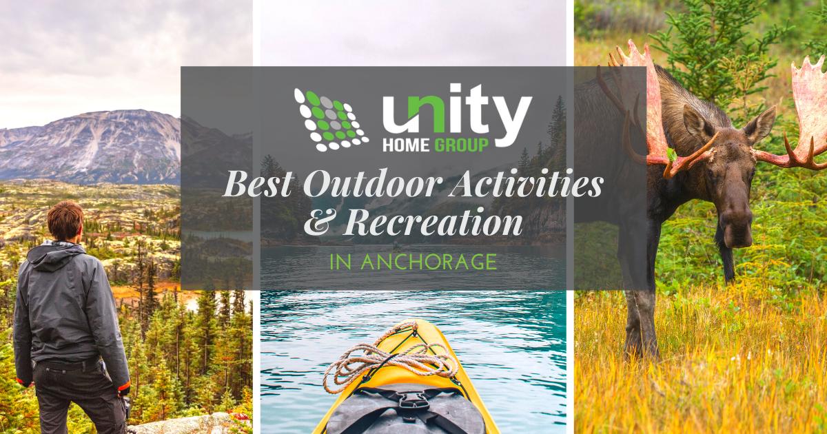 Best Outdoor Activities in Anchorage