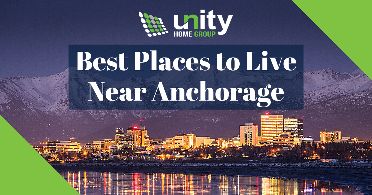 Best Places to Live Near Anchorage