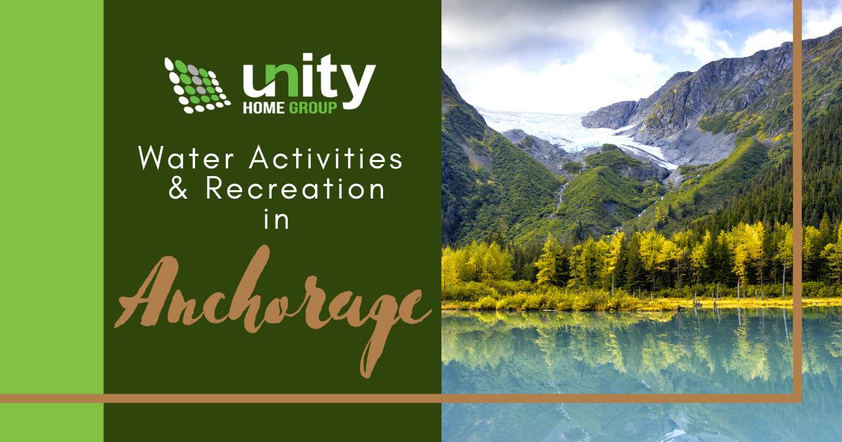 Best Water Activities in Anchorage