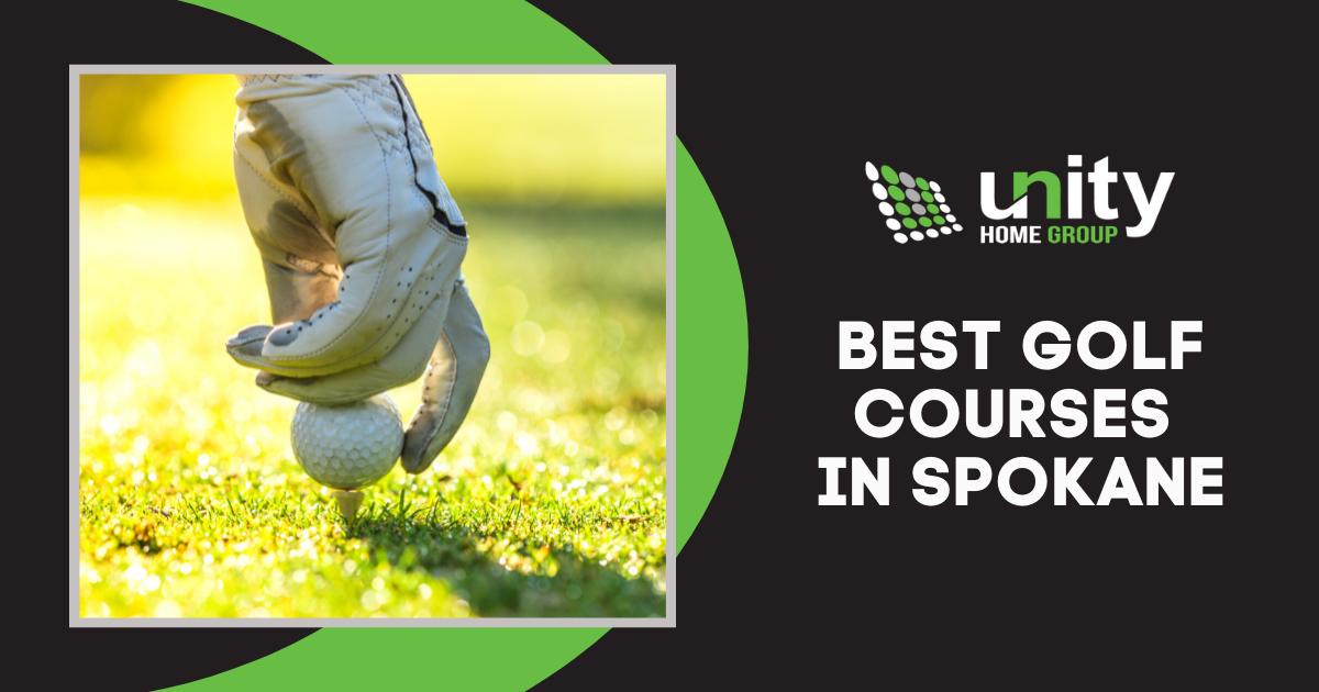Best Golf Courses in Spokane