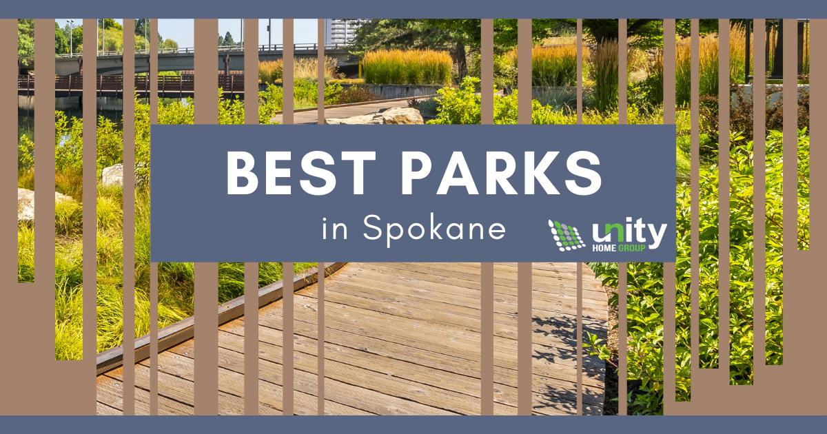 Best Parks in Spokane