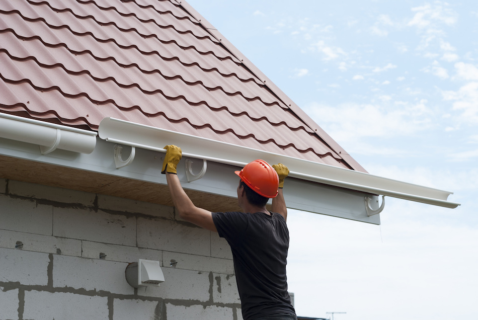 When it's Time to Replace Your Gutters