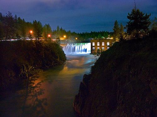 Nine Mile Falls Washington