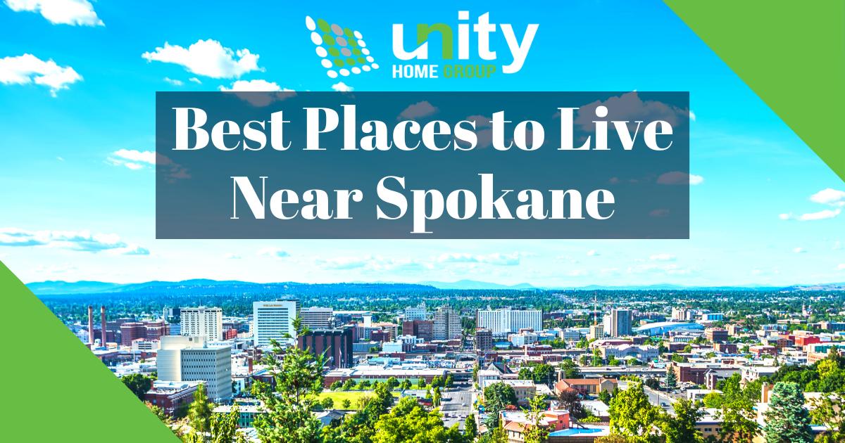 Best Places to Live Near Spokane