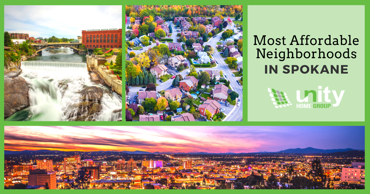 Spokane Most Affordable Neighborhoods