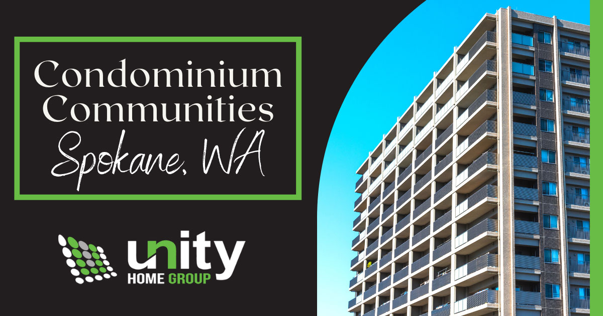 Spokane Condo Communities