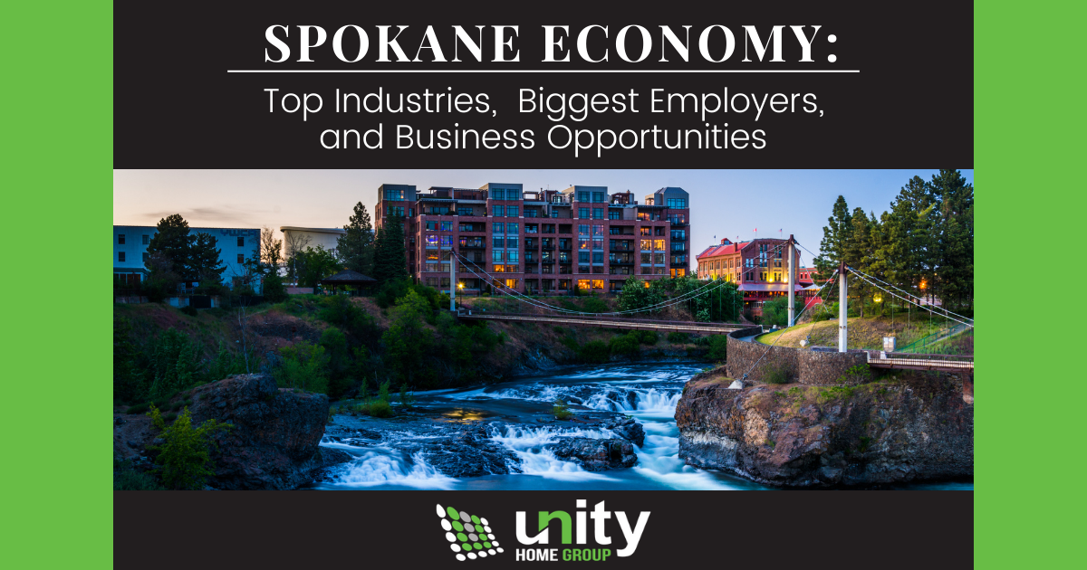 Spokane Economy Guide
