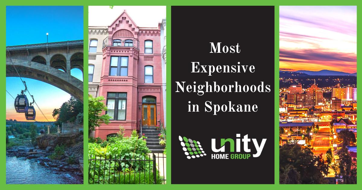 Spokane Most Expensive Neighborhoods