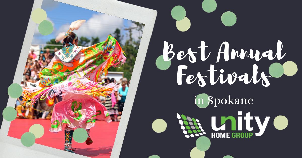 Annual Festivals in Spokane, WA