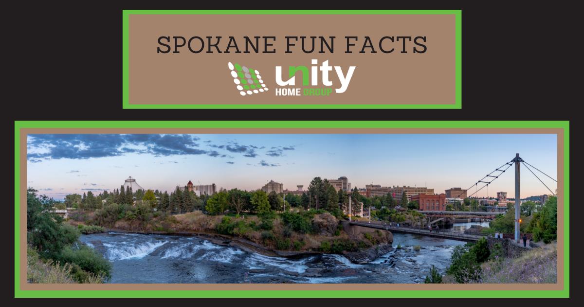 Spokane Fun Facts