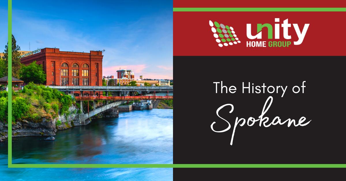 Spokane, WA History