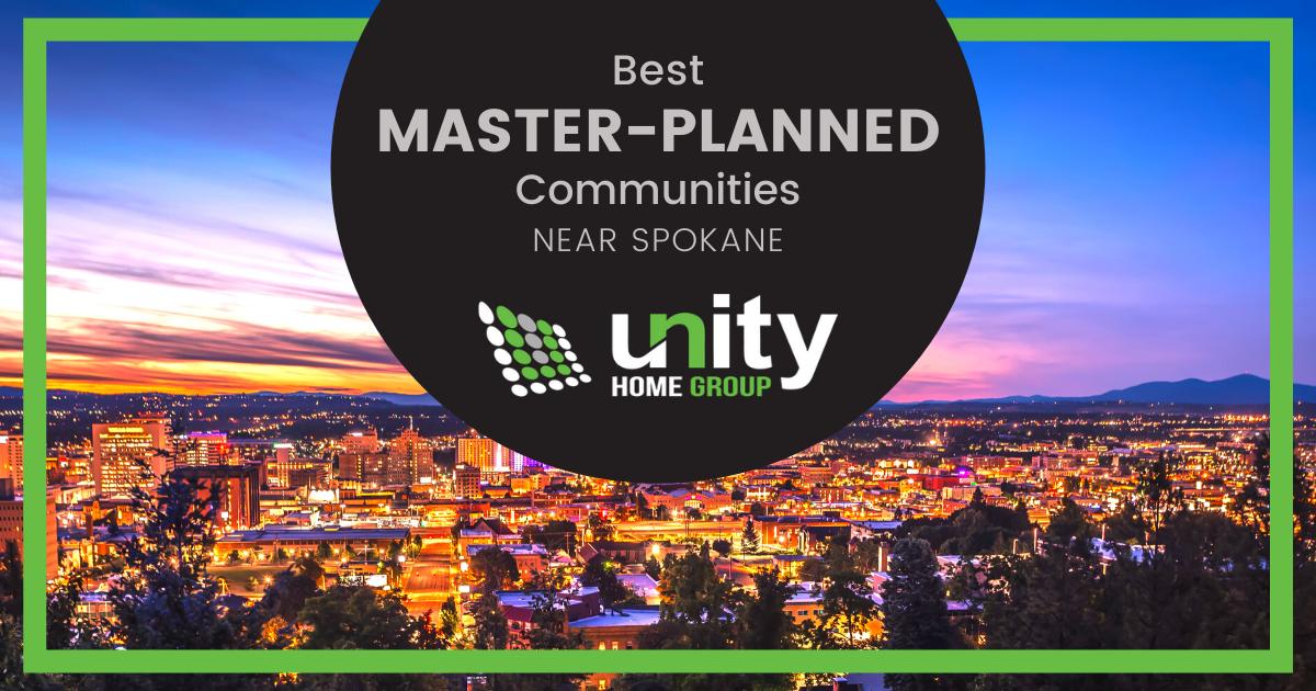 Spokane Best Master-Planned Neighborhoods