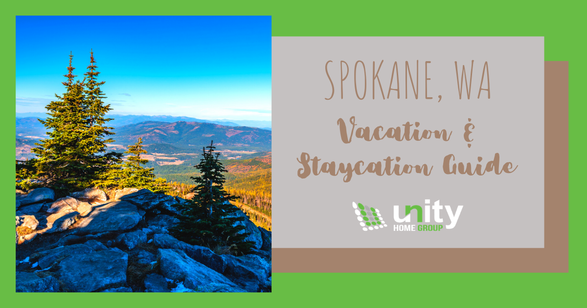Spokane Vacation and Staycation Guide