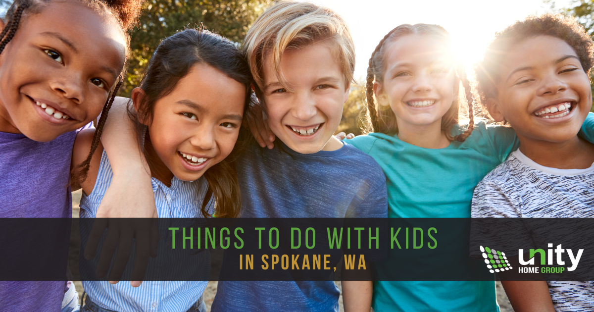 Things to Do With Kids in Spokane