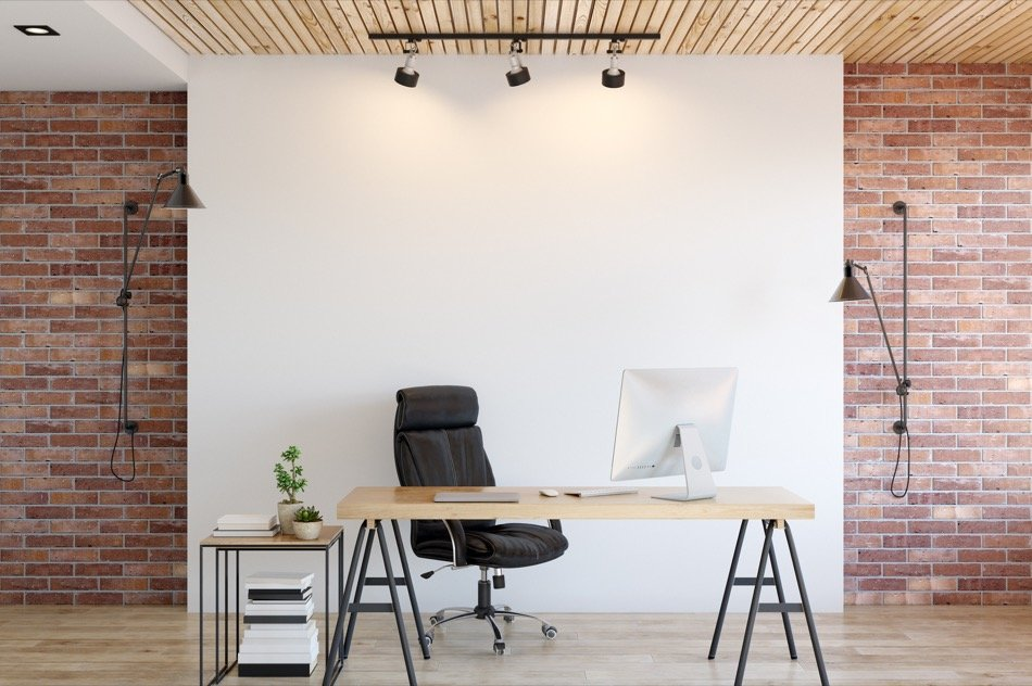 How to Turn Practically Any Space Into a Home Office