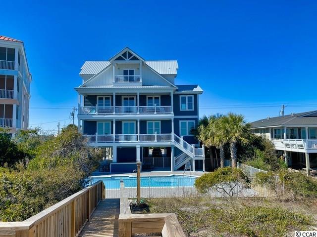 Oceanfront Home in Garden City Beach