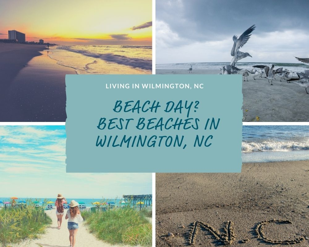 Phots of beaches in Wilmington NC
