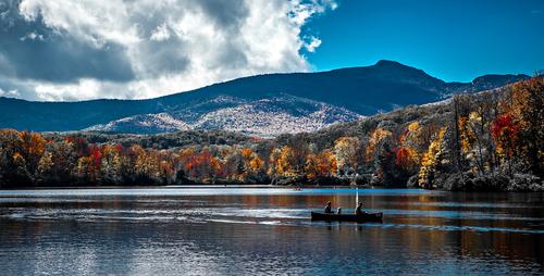 Boone Lake View