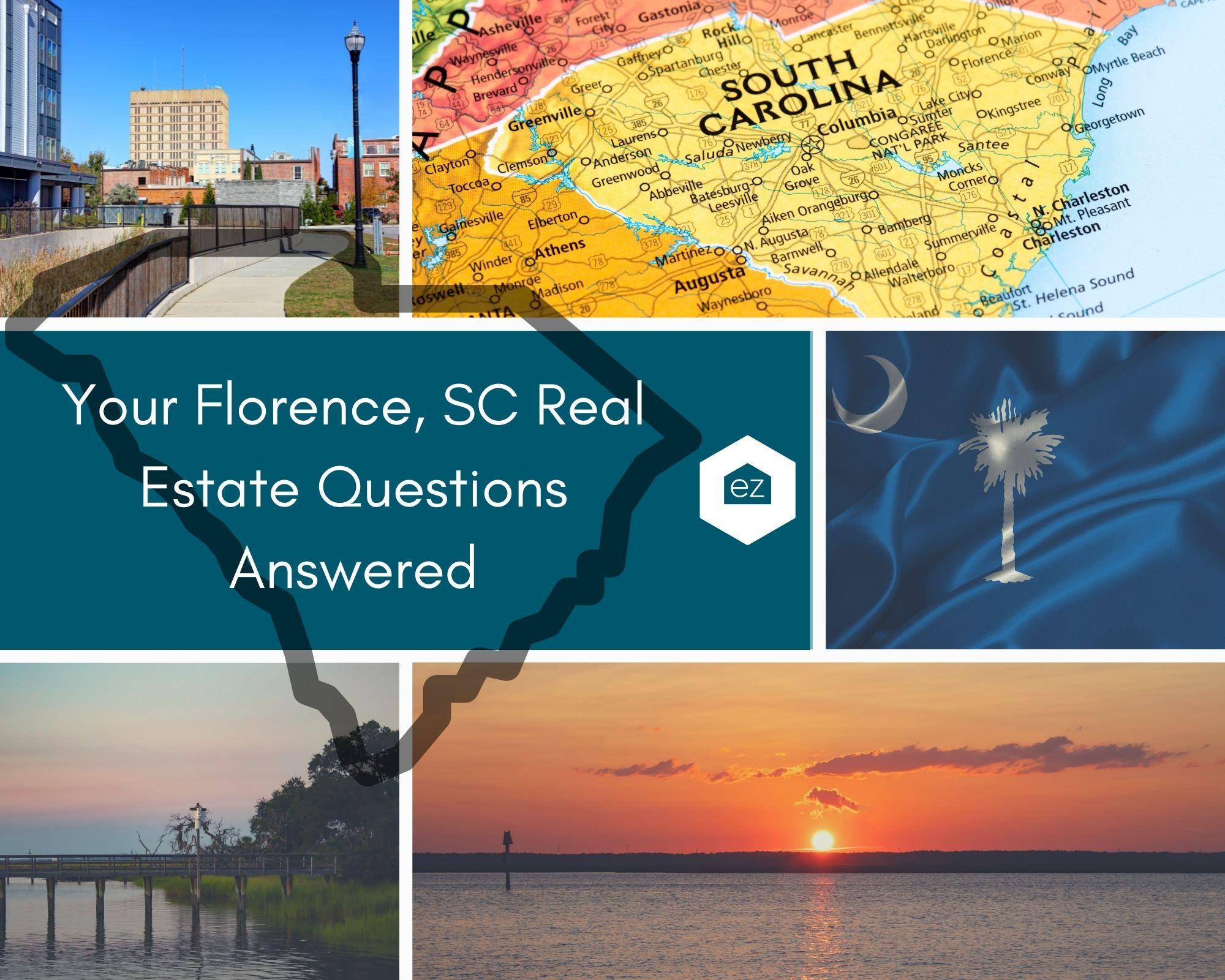 Photos of Florence and South Carolina