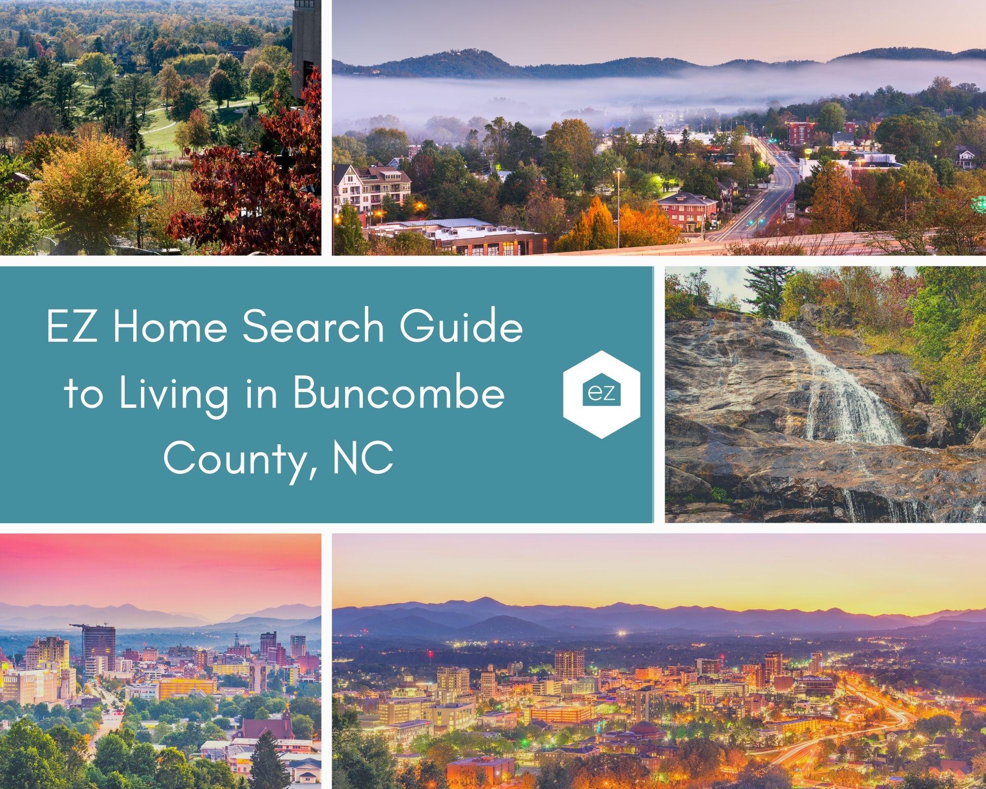 Photos of Buncombe County, and Asheville, North Carolina
