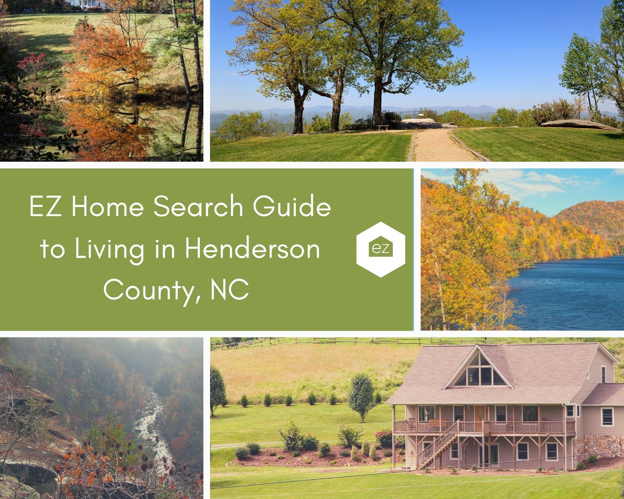 Photos of North Carolina and Henderson County, NC