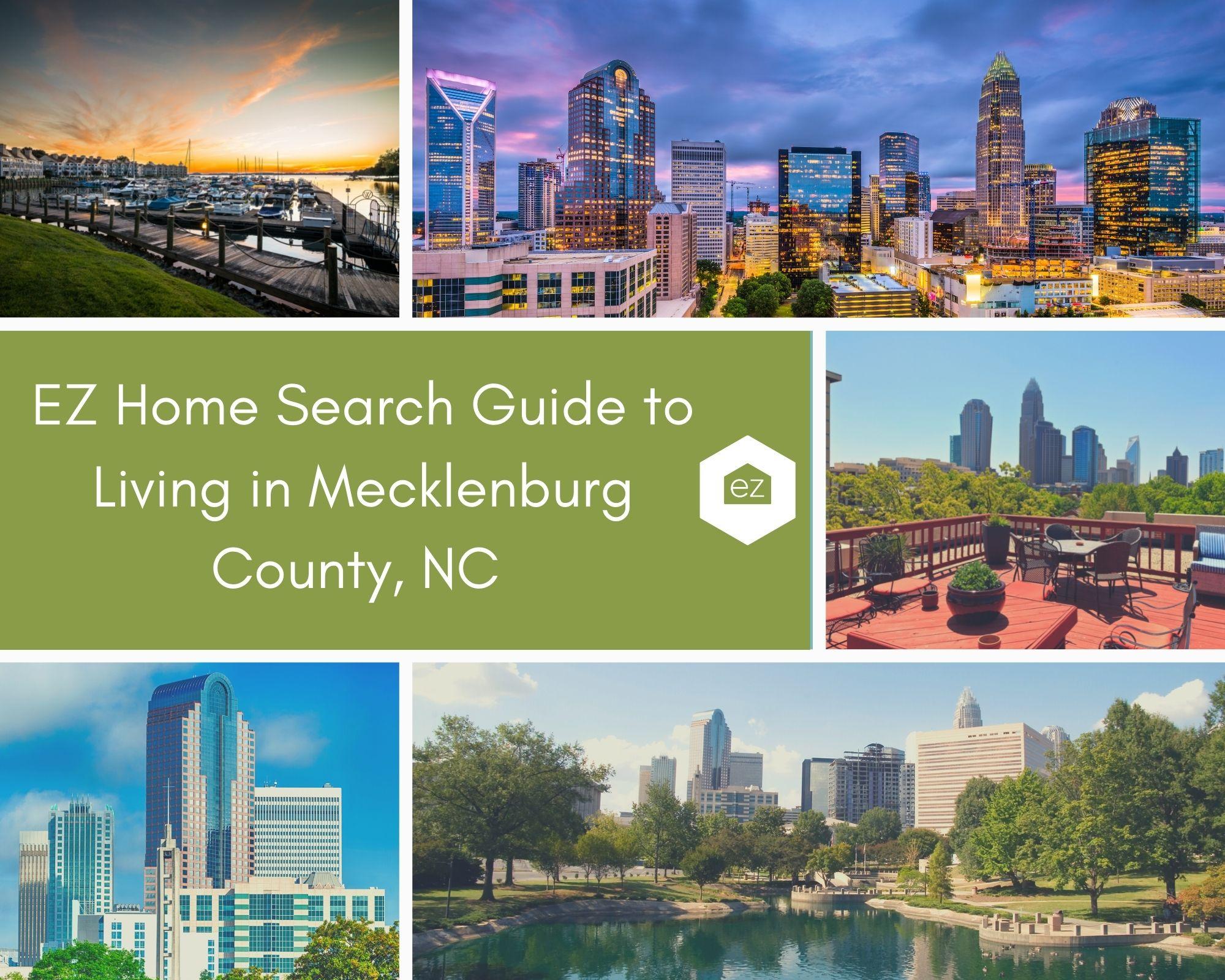 Photos of Charlotte North Carolina, downtown Charlotte skyline