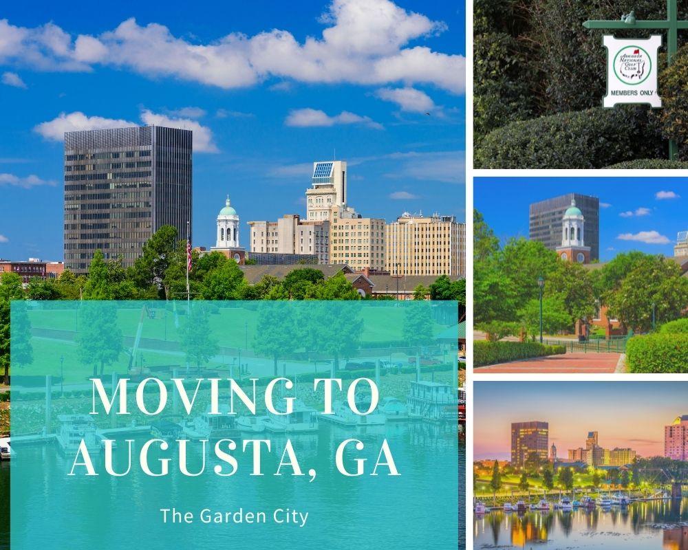 Landscape and building photos of Augusta Georgia