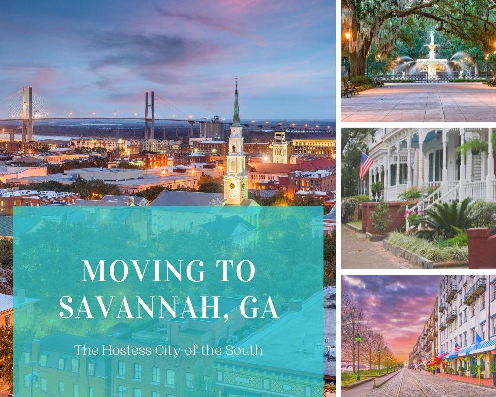 Photos of Savannah Georgia